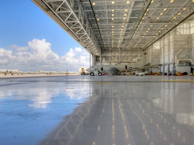 P3 Hangar at NAS Jacksonville
